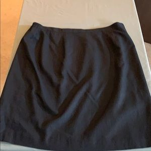 Style&Co black skirt - plus size